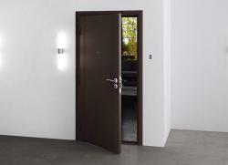Двери противопожарные металлические